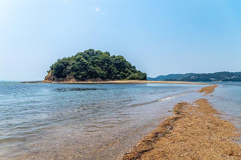 黒島ヴィーナスロード/前島フェリー