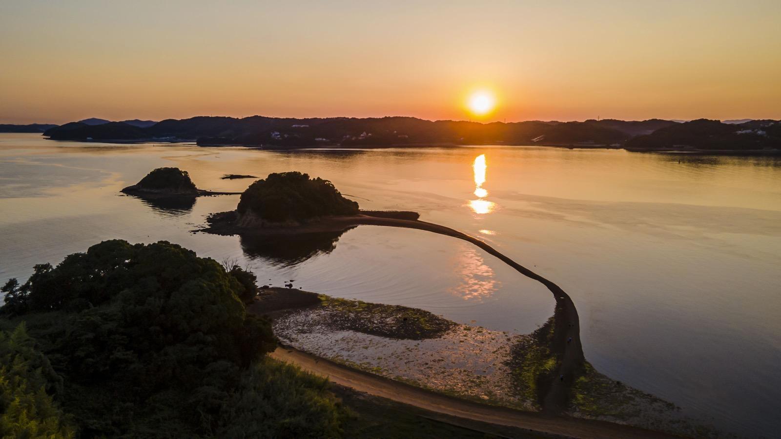 黒島ヴィーナスロード-0