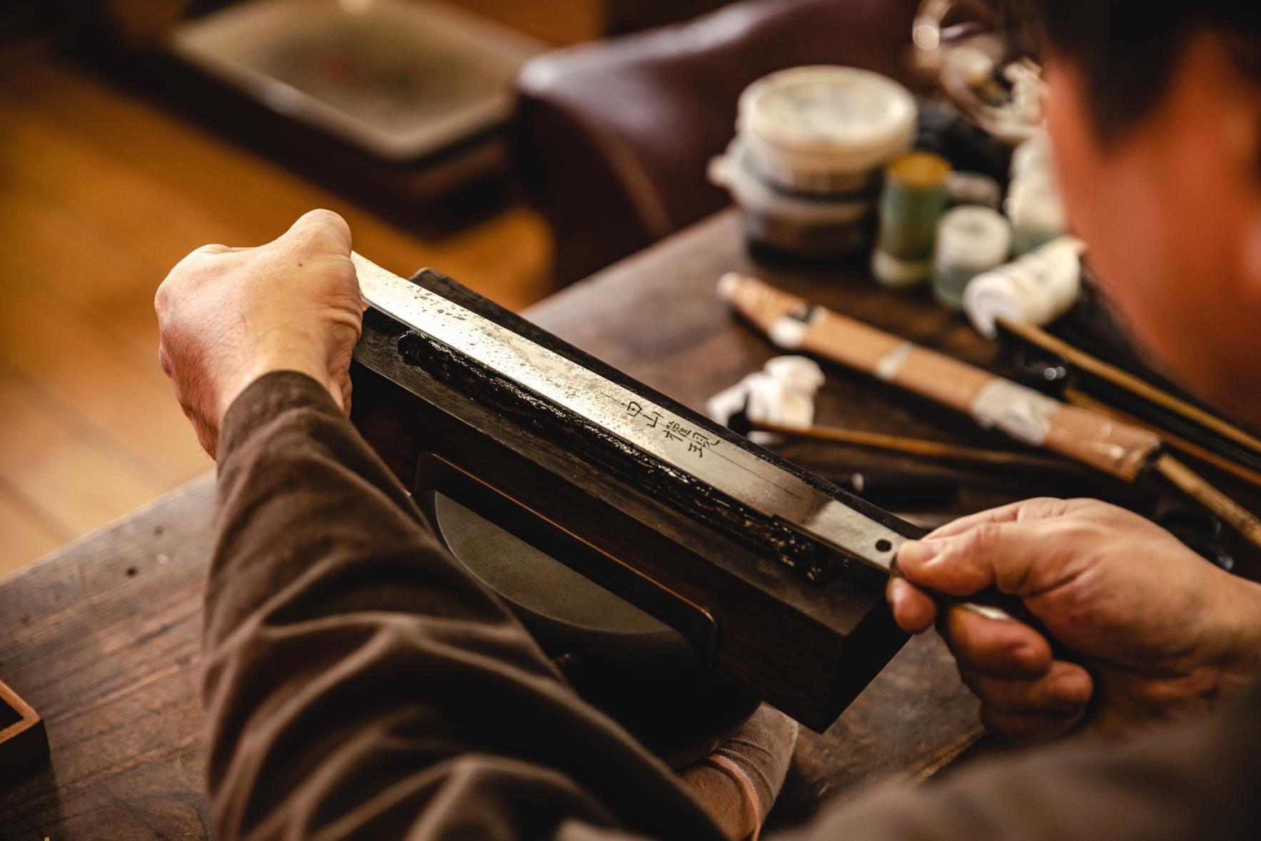日本刀の聖地・長船で刀剣の歴史を体感