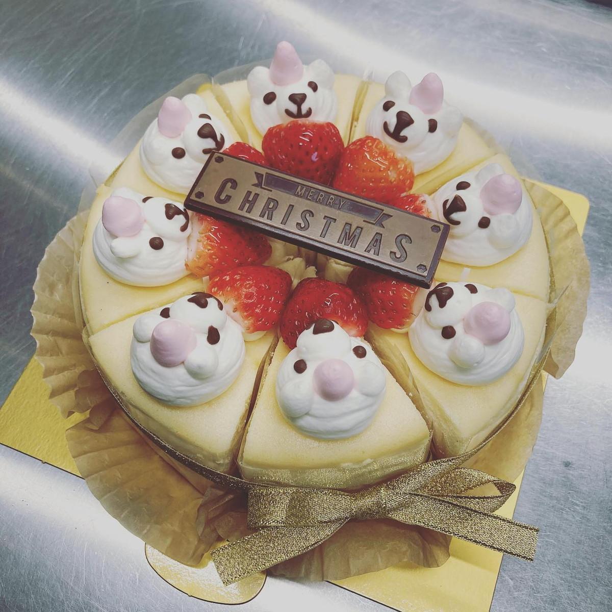 オリジナルデコレーションケーキ承ります