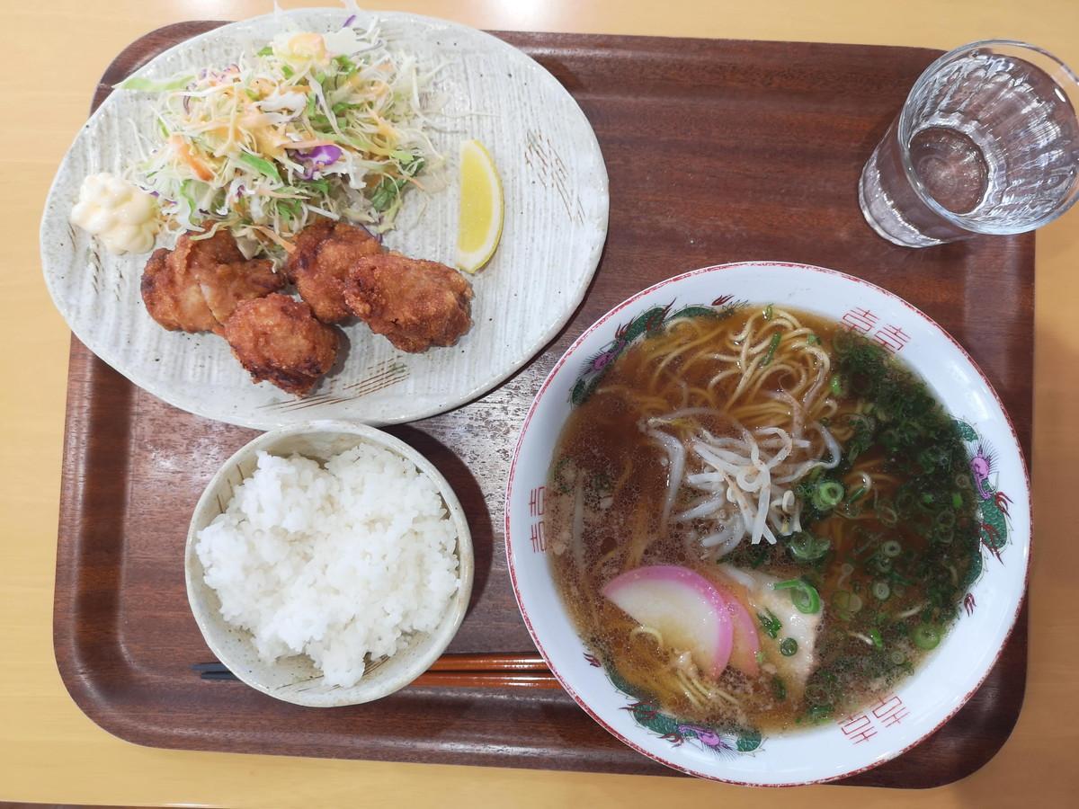 レストラン たぬき(瀬戸内記念病院内食堂)-2