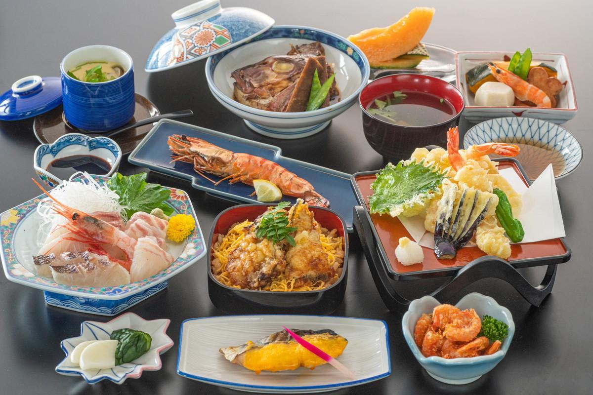 民宿青島 あなご料理専門店 青島食堂-3
