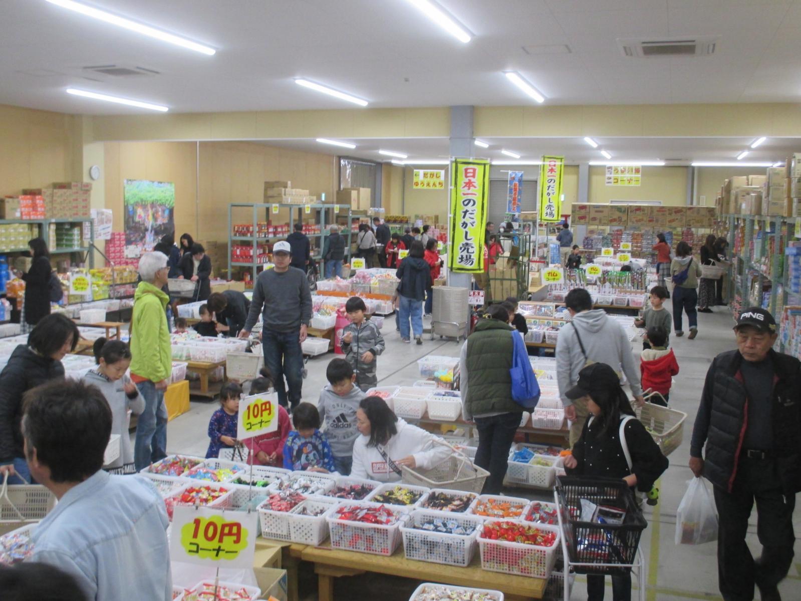 日本一のだがし売場-1