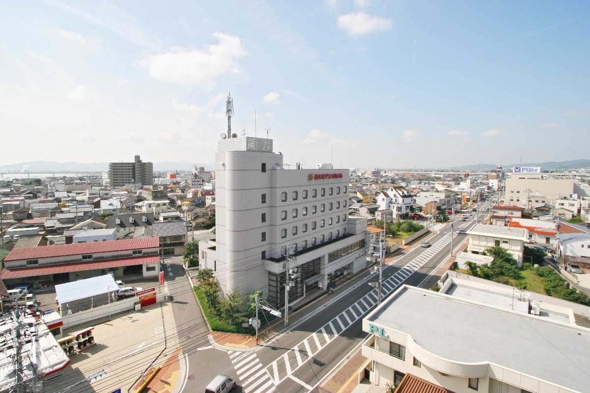 西大寺グランドホテル-1