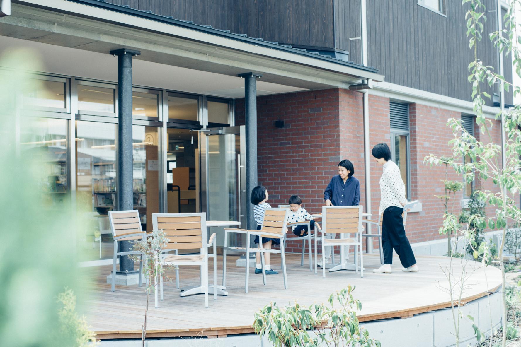 瀬戸内市民図書館 もみわ広場-5