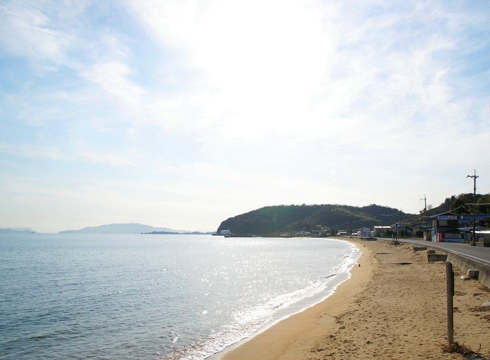 矢寄ヶ浜(西脇海岸)-1