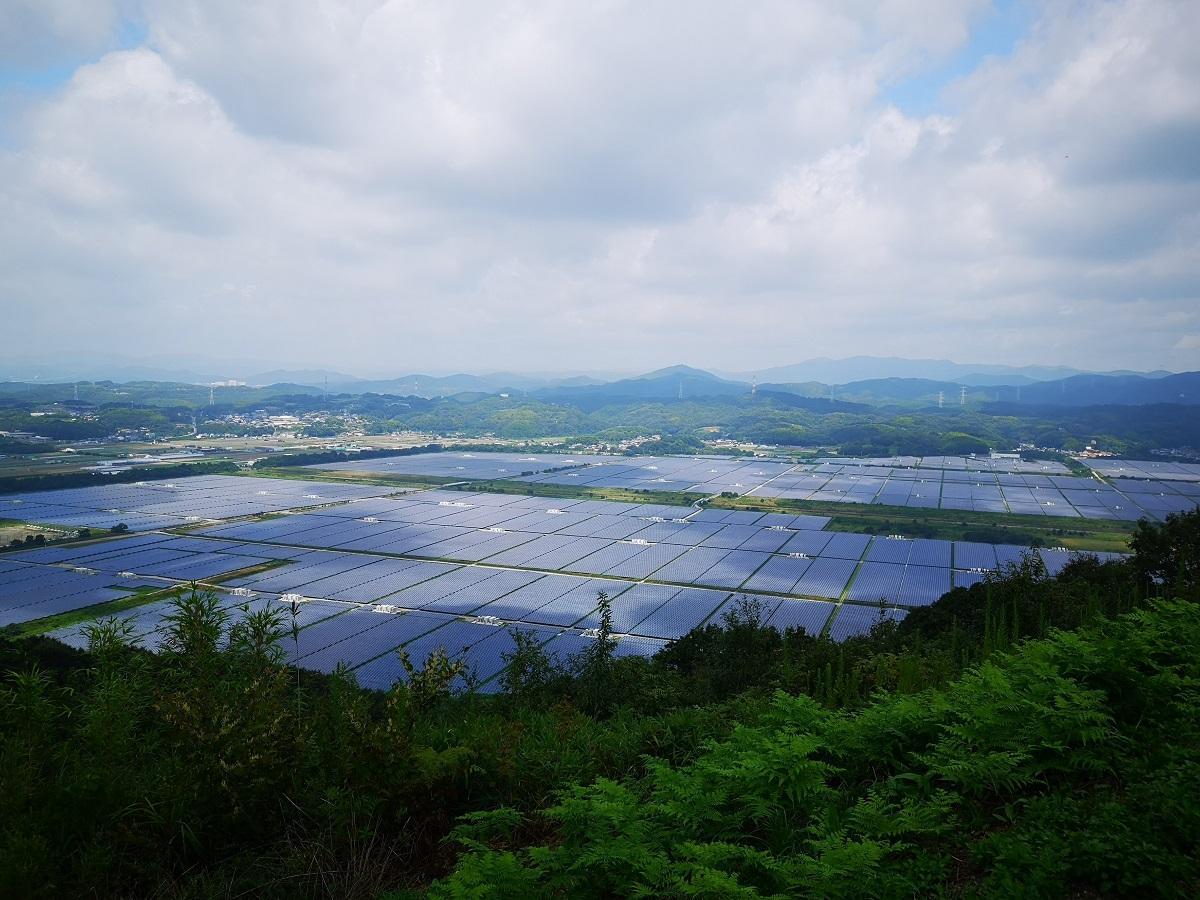 瀬戸内 Kirei 太陽光発電所-1