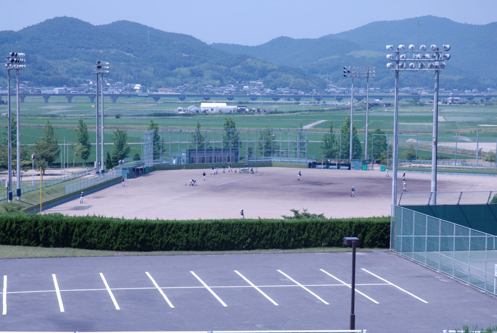 邑久スポーツ公園・邑久B&G海洋センター-2
