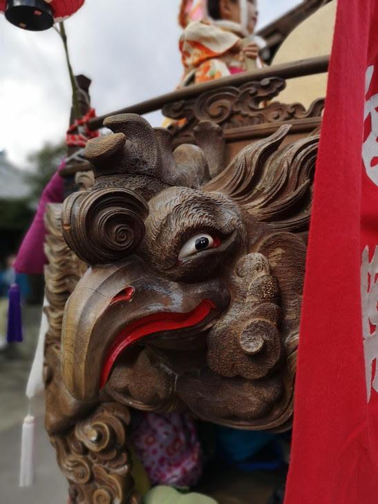 牛窓だんじり(牛窓秋祭り)-4