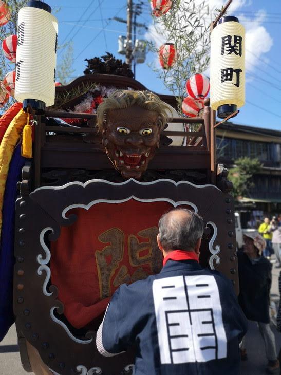 牛窓だんじり(牛窓秋祭り)-3