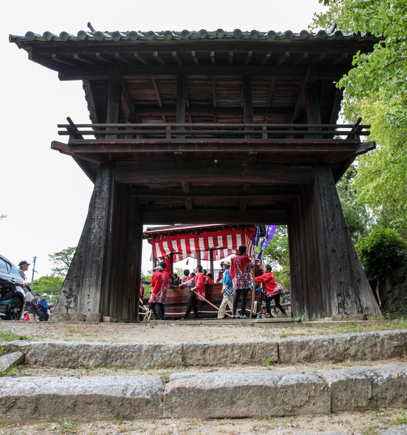 大賀島権現祭り-1