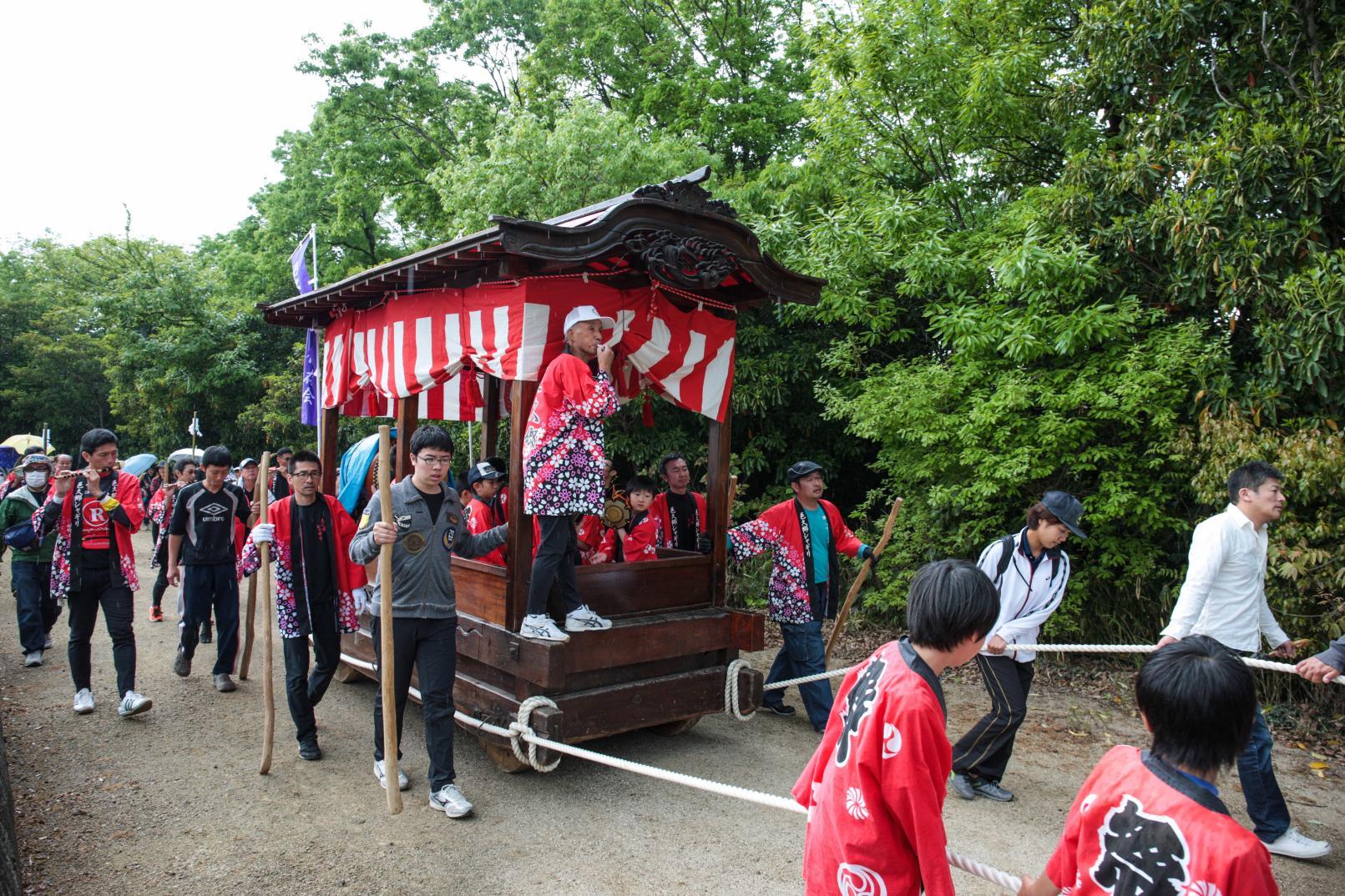 大賀島権現祭り-0